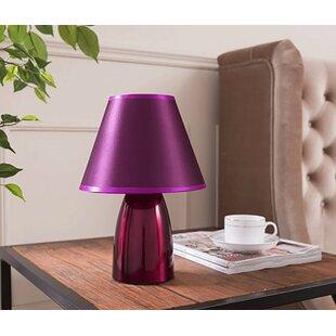 Lampes La TableCouleur Base ca De VioletWayfair 3RAc54jLqS