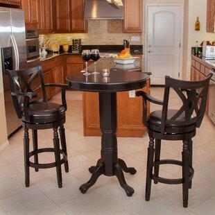 Home Loft Concepts Eclipse Bar Table Set