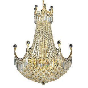 Willa Arlo Interiors Kasha 18-Light Empire Chandelier