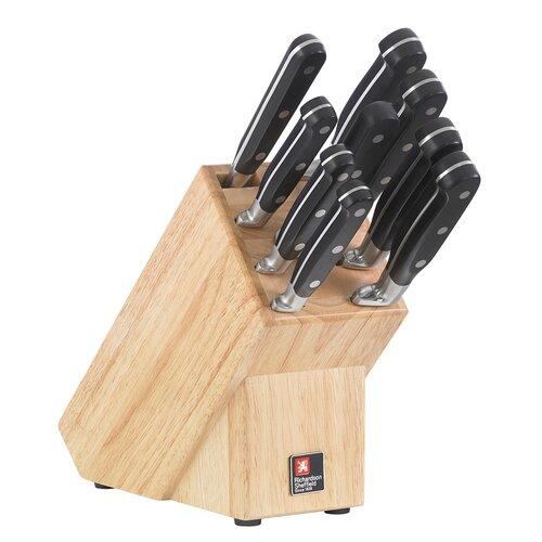 9-tlg. Messerblock-Set V Sabatier Richardson Shefield   Küche und Esszimmer > Küchen-Zubehör   Richardson Shefield