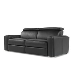 Magnificent Mertine Motorized Reclining Sofa Gmtry Best Dining Table And Chair Ideas Images Gmtryco