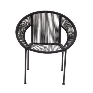 Alexus Papasan Chair by Zipcode Design