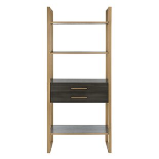 Drawer Equipped Etagere Bookcases You Ll Love In 2020 Wayfair
