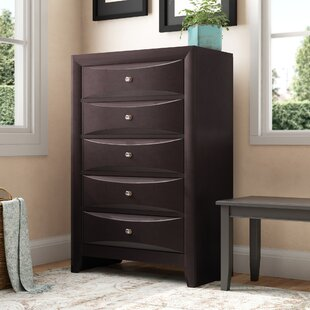Archer 5 Drawer Chest by Latitude Run 2019 Sale