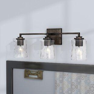 Three Posts Berns 3-Light Vanity Light