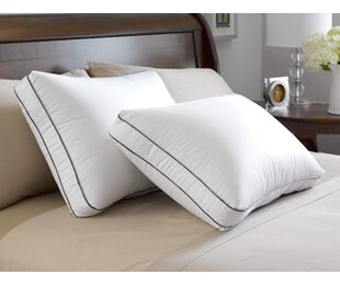Goose Down Standard Pillow By Alwyn Home