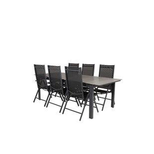 Faiyaz 6 Seater Dining Set Image