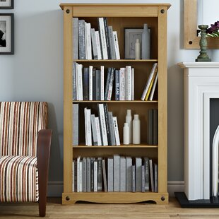 Dodge 150.5cm Bookcase By Union Rustic