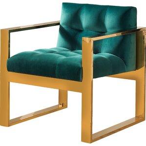 Durham Arm Chair by Everly Quinn