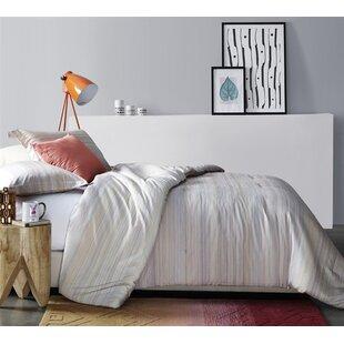 Ebern Designs Norberg 100% Cotton Reversible Bedding Set