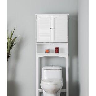 Bamboo Bathroom Space Saver Wayfair