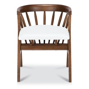 Gertrudes Upholstered Dining Chair by Union Rustic