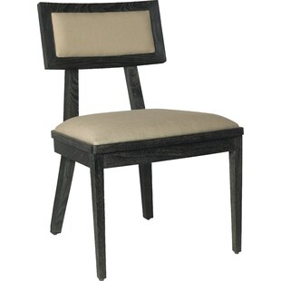 Razo Upholstered Dining Chair (Set of 2) Brayden Studio