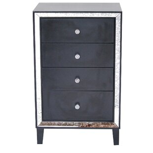 Caitlynne 4 Drawer Accent Chest
