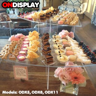 OnDisplay Tiered Stand