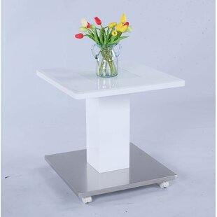 Low priced Solvi End Table by Orren Ellis