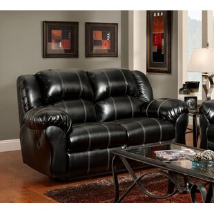 Aruba Dual Reclining Loveseat by Roundhill Furniture