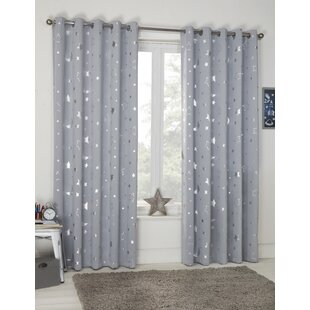 Pink And Grey Curtains Wayfair Co Uk