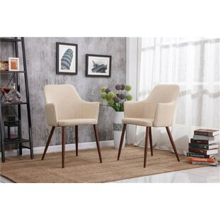 Burgoyne Upholstered Dining Chair (Set of 2)