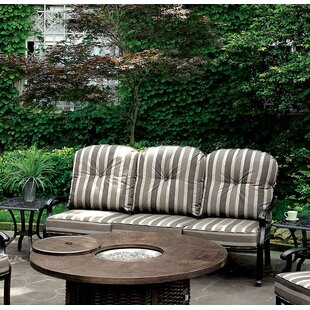 Donegan Patio Sofa with Cushions