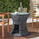 Alaia Solid Wood  Side Table