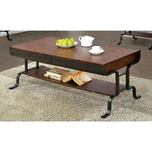 Rajashri Coffee Table with Storage