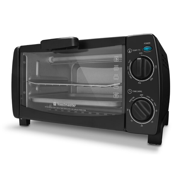 Toastmaster Toaster Oven & Reviews