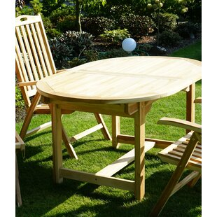 Monterry Extendable Teak Dining Table By Sol 72 Outdoor