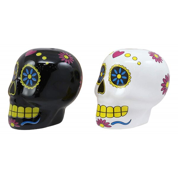 "4.25/""Sugar Skull Great Mothers Day Gift! Money or Card Holder Day of The Dead"