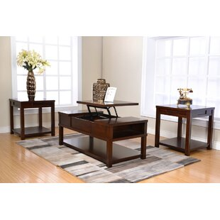 Heatherton 3 Piece Coffee Table Set