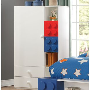 Reviews Hymes Armoire By Zoomie Kids