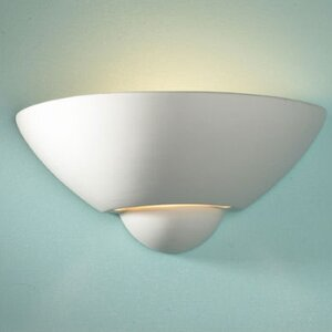Vector 1 Light Half Moon Wall Sconce