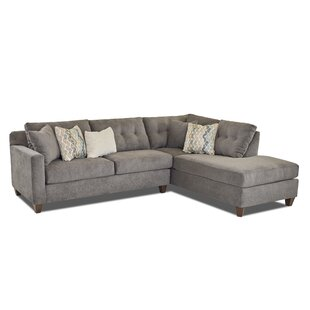 Red Barrel Studio Mirabelle Sectional