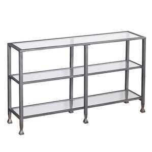 Glass Tables glass console & sofa tables you'll love | wayfair