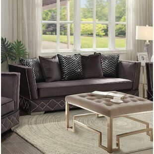 Compare prices Stanford Standard Sofa by Everly Quinn Reviews (2019) & Buyer's Guide