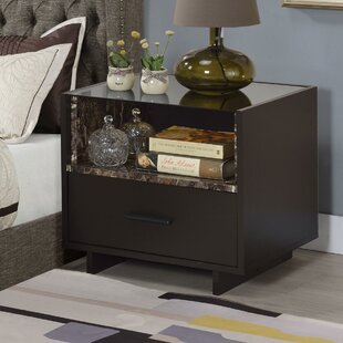 Spradley 1 Drawer Nightstand