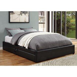 Orren Ellis Waite Stylish And Comfortable Queen Upholstered Platform Bed