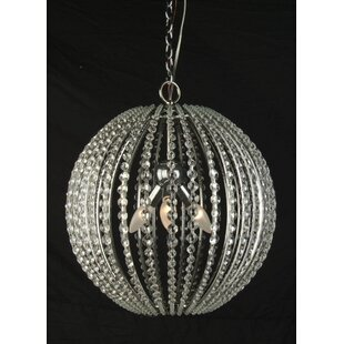 House of Hampton Damaris 3-Light Pendant