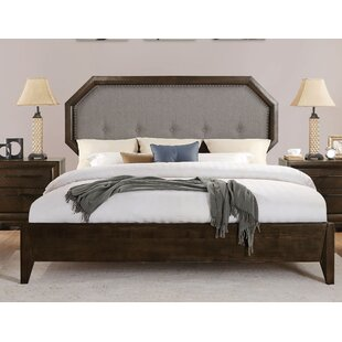 Foundry Select Bloomington Upholstered Panel Bed