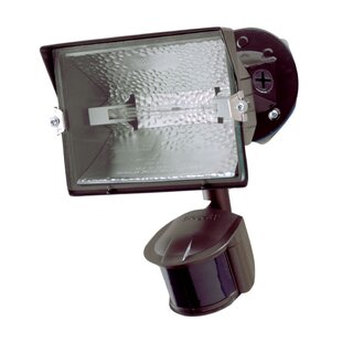 Cooper Lighting Motion 1 Light Flood Light