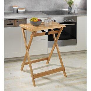 Epworth Folding Wooden Bar Table Image