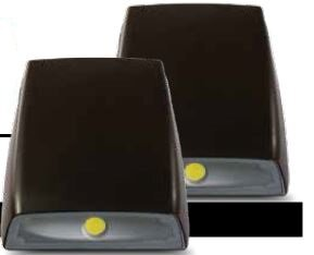 Hawkeye 20-Watt LED Dusk to Dawn Outdoor Security Wall Pack (Pack of 2) (Set of 2) by Lumight