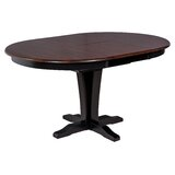 Maryrose Solid Wood Drop Leaf Solid Wood Dining Table by Darby Home Co