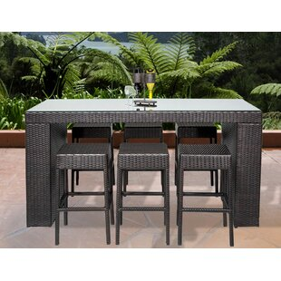 Napa 7 Piece Bar Set