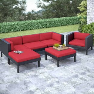 Zoar 6 Sofa Set with Cushions