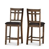 Kirtin 24 Counter Stool (Set of 2) by Gracie Oaks
