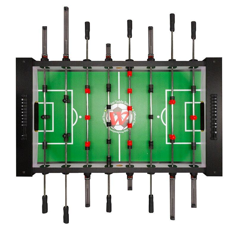 warrior table soccer professional foosball table