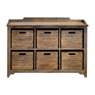 Order Mark Driftwood Hobby 6 Drawer Accent Chest By Millwood Pines