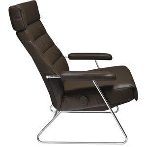 ergonomic living room chairs. Adele Leather Manual Recliner Ergonomic Recliners You ll Love  Wayfair