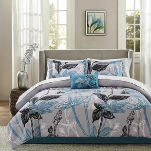 Latitude Run Jesse Complete Comforter and Cotton Sheet Set